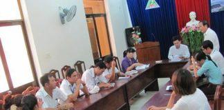 họp Ban biên tập - cộng tác viên