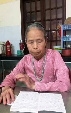 Bà Nguyễn Thị Hải